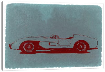 Ferrari Canvas Art Print