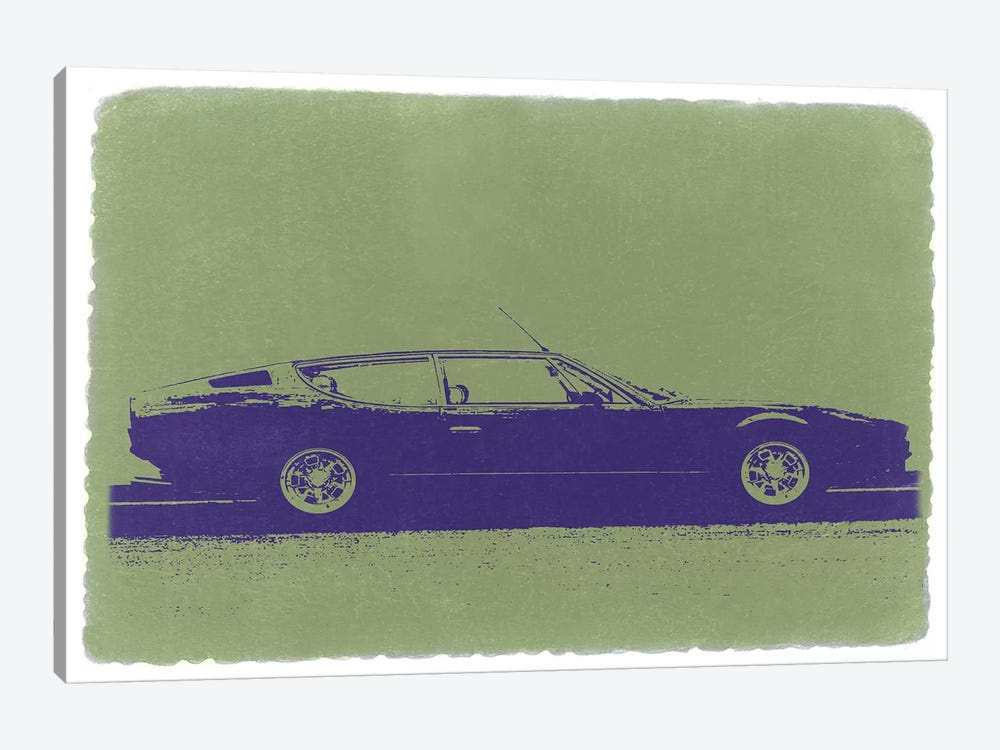 Lamborghini Espada by Naxart 1-piece Canvas Wall Art