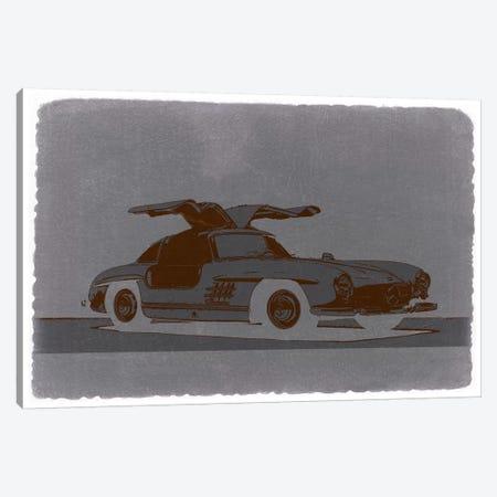 Mercedes-Benz 300 SL Canvas Print #NAX234} by Naxart Canvas Print
