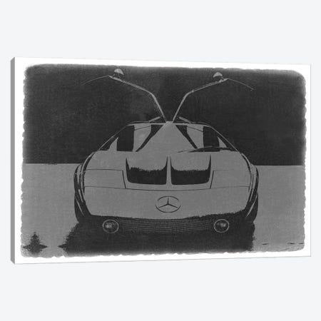 Mercedes-Benz C111 Concept Canvas Print #NAX236} by Naxart Canvas Art Print