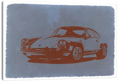 PORSCHE #9#11 by Naxart Art Print