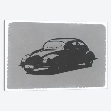 Volkswagen Beetle Canvas Print #NAX241} by Naxart Canvas Print