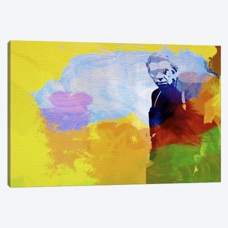 Steve McQueen Canvas Print #NAX31} by Naxart Canvas Art