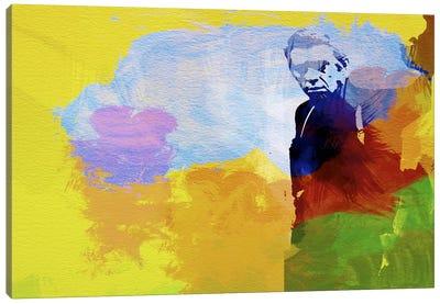 Steve McQueen Canvas Art Print