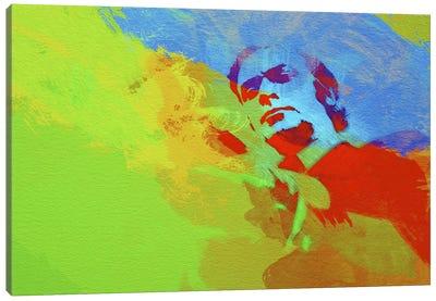 Michael Caine (Get Carter) Canvas Art Print