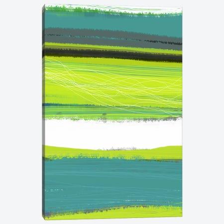 Aquatic Breeze I Canvas Print #NAX340} by Naxart Canvas Art