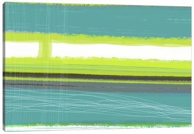 Aquatic Breeze II Canvas Print #NAX341