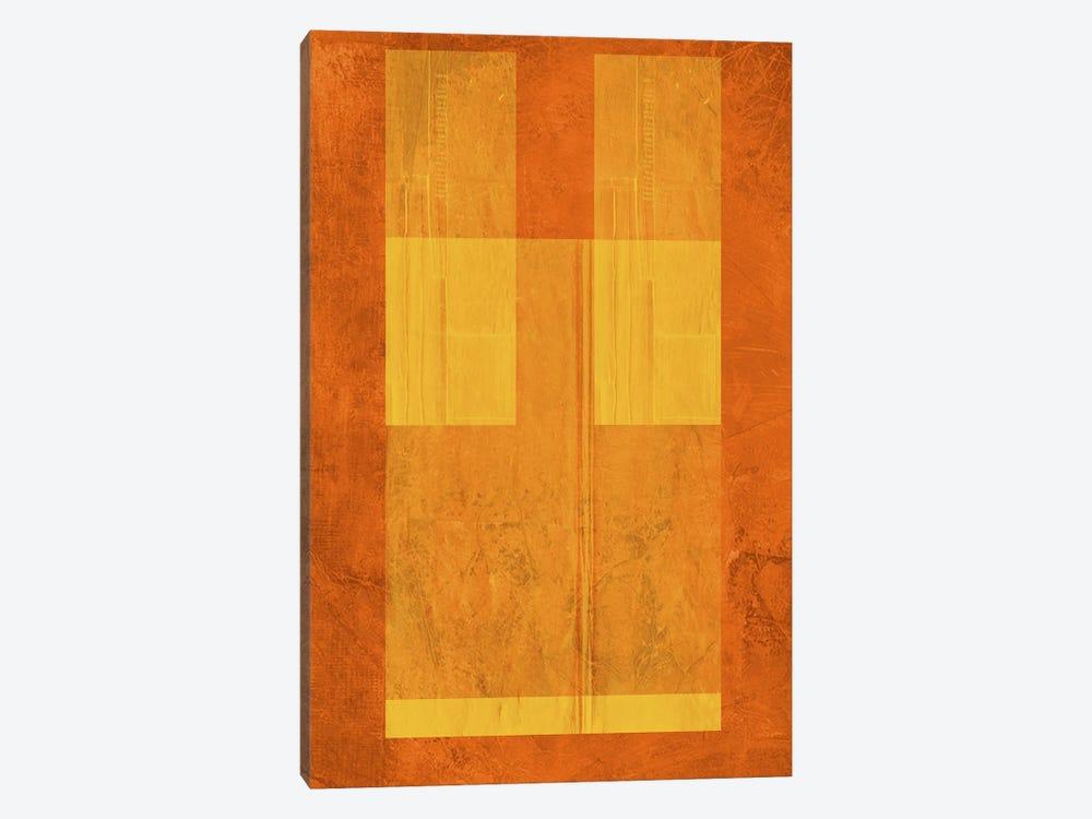 Orange Paper I by Naxart 1-piece Canvas Art Print