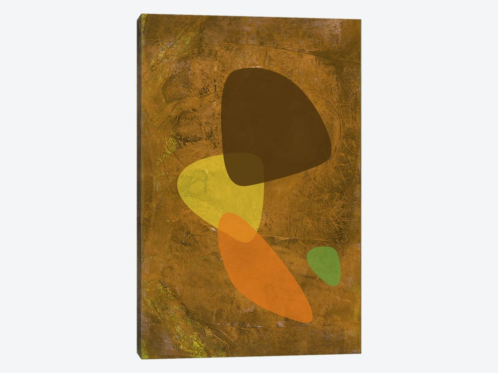 Shapes I by Naxart 1-piece Canvas Artwork