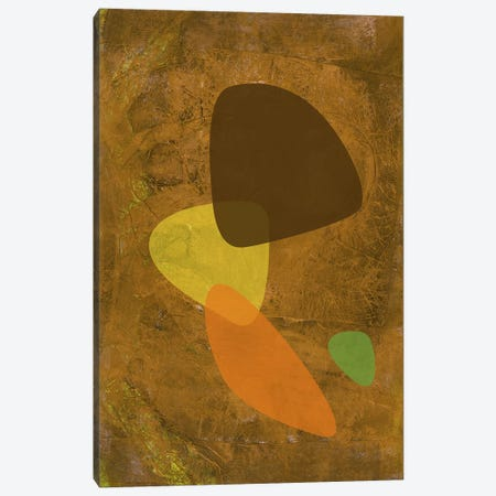 Shapes I Canvas Print #NAX346} by Naxart Art Print