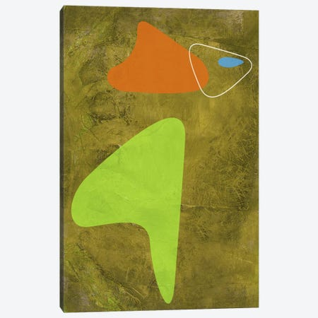 Shapes II Canvas Print #NAX347} by Naxart Canvas Print