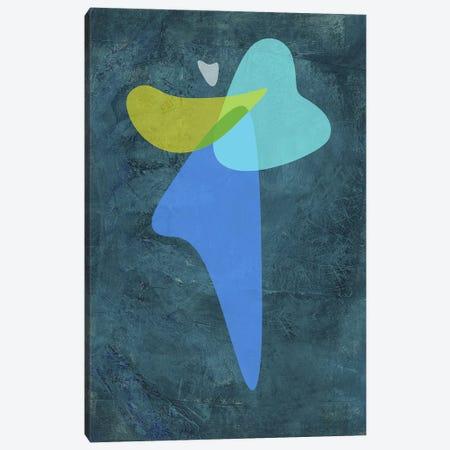 Shapes III Canvas Print #NAX348} by Naxart Canvas Artwork
