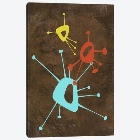Abstract Splash Theme I Canvas Print #NAX350} by Naxart Canvas Art Print