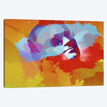 Bono II Canvas Print #NAX35} by Naxart Canvas Art Print