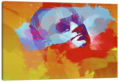 Bono II Canvas Art Print