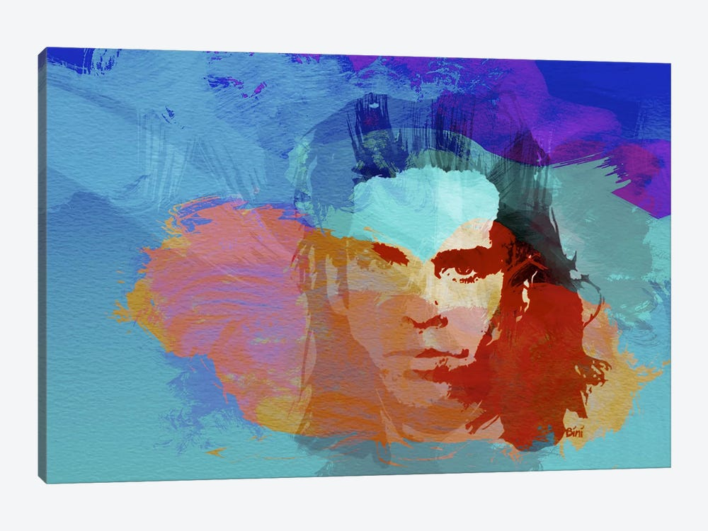 Nick Cave by Naxart 1-piece Canvas Art