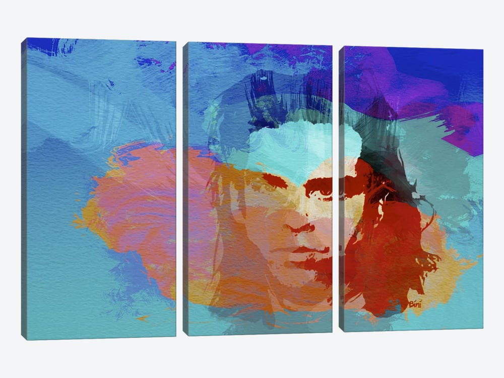 Nick Cave by Naxart 3-piece Canvas Artwork