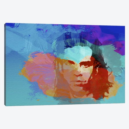 Nick Cave Canvas Print #NAX36} by Naxart Art Print