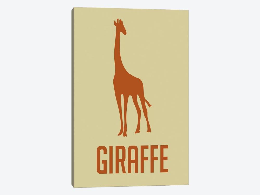 Giraffe I by Naxart 1-piece Canvas Art