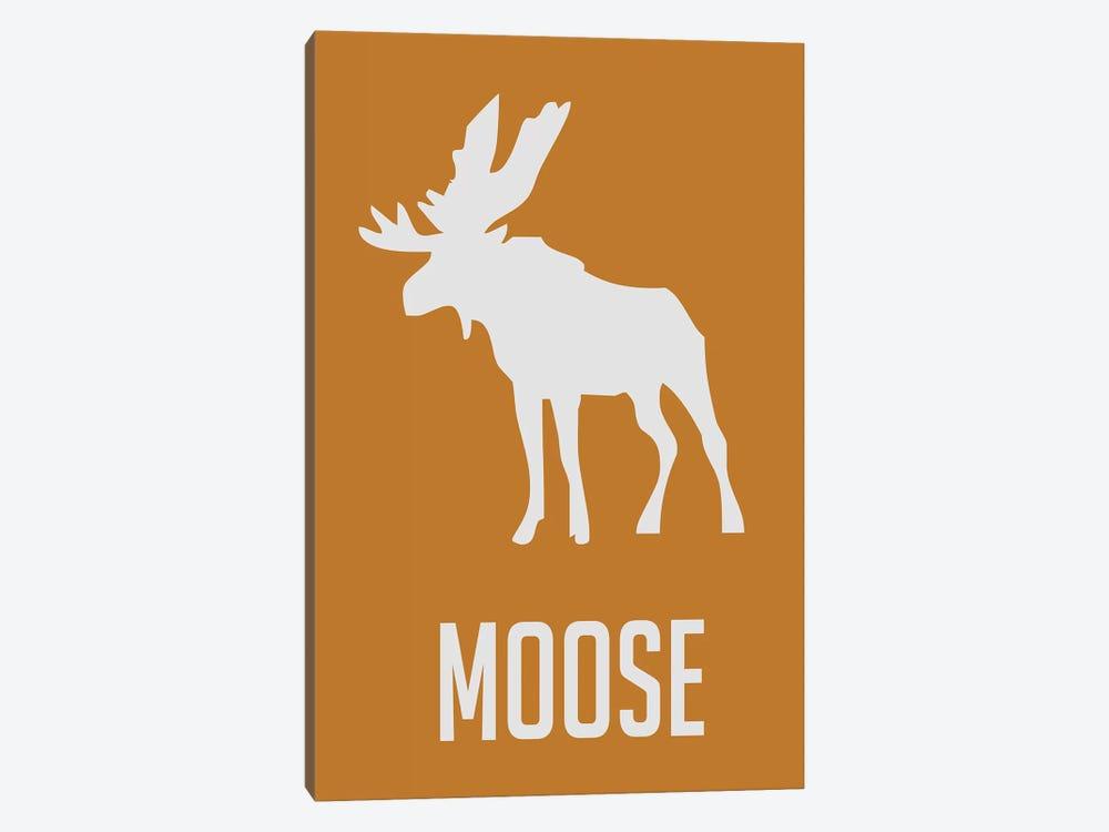 Moose I by Naxart 1-piece Art Print