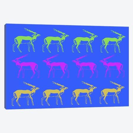 Safari XI Canvas Print #NAX416} by Naxart Canvas Print