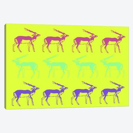 Safari XIII Canvas Print #NAX418} by Naxart Canvas Art