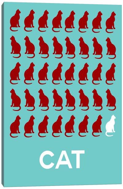 Cat Of Cats Canvas Print #NAX422