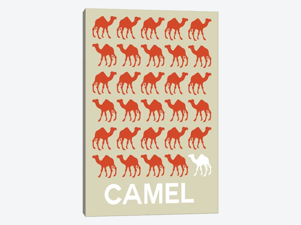 Camel Of Camels by Naxart 1-piece Art Print