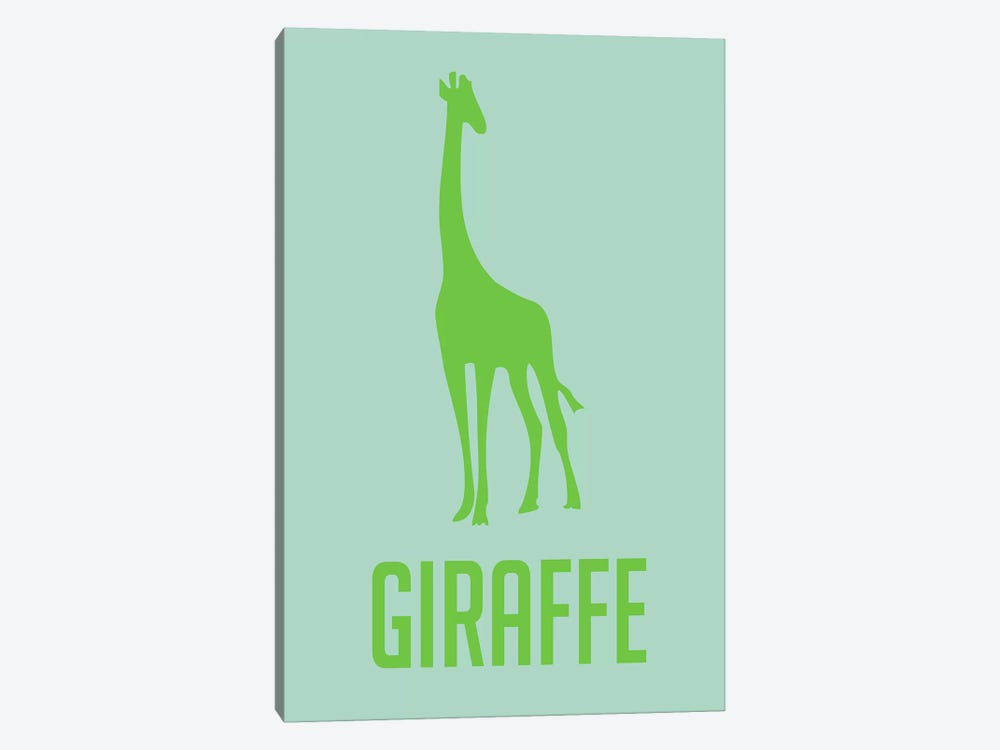 Giraffe III by Naxart 1-piece Art Print