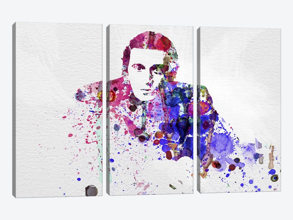 Al Pacino by Naxart 3-piece Canvas Artwork