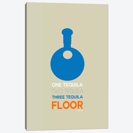 George Carlin's Take On Tequila I Canvas Print #NAX441} by Naxart Canvas Art Print