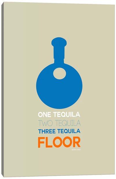 George Carlin's Take On Tequila I Canvas Art Print