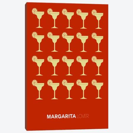 Margarita Lover II Canvas Print #NAX444} by Naxart Canvas Wall Art