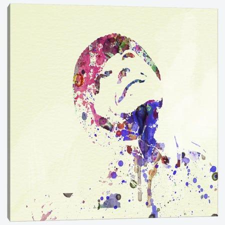 Jack Nicholson Canvas Print #NAX47} by Naxart Canvas Artwork