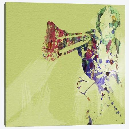 Dirty Harry Canvas Print #NAX48} by Naxart Art Print