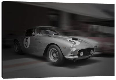 Before The Race Canvas Print #NAX502