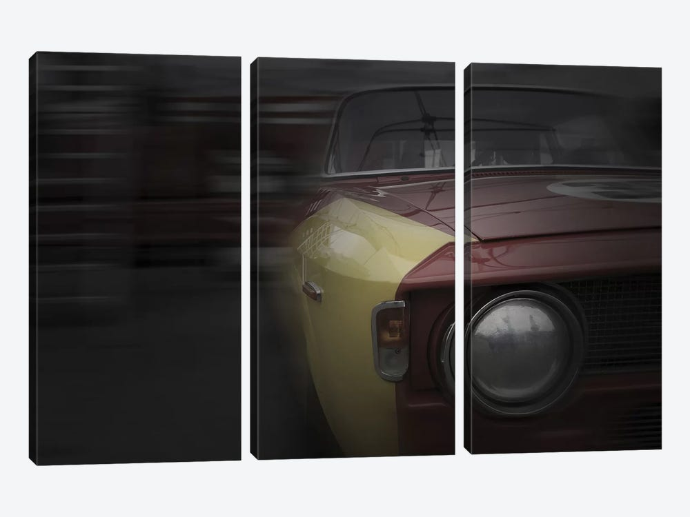 Gran Turismo Veloce by Naxart 3-piece Canvas Artwork