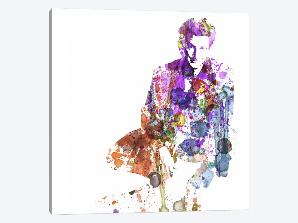 Sean Penn by Naxart 1-piece Canvas Artwork