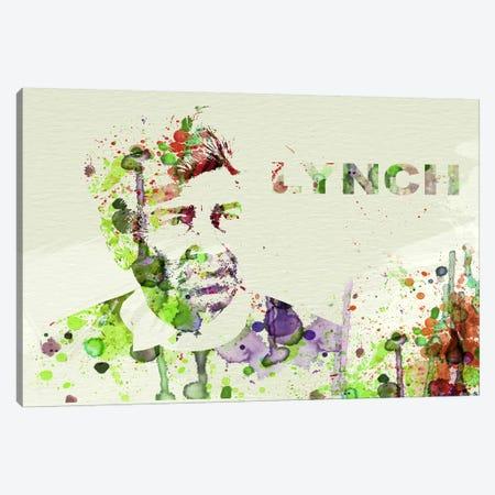 David Lynch Canvas Print #NAX52} by Naxart Canvas Art