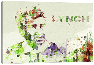 David Lynch Canvas Art Print