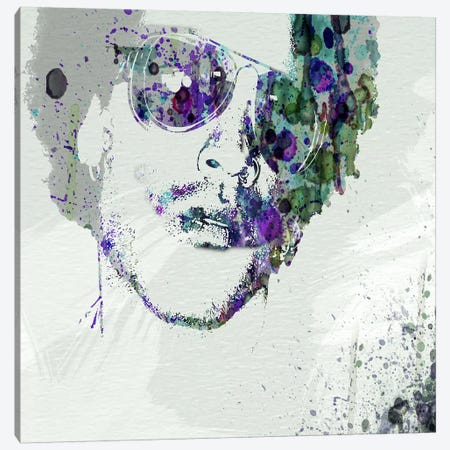 Lenny Kravitz I Canvas Print #NAX61} by Naxart Art Print