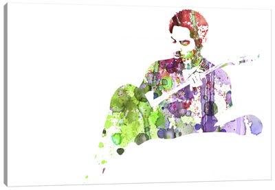 Lenny Kravitz III Canvas Art Print