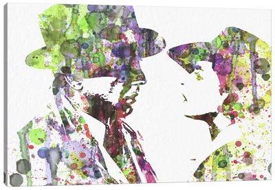 Casablanca II Canvas Art Print