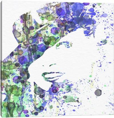 Marlene Dietrich I Canvas Art Print