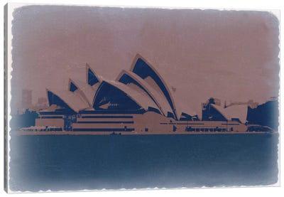 Sydney Canvas Print #NAX757