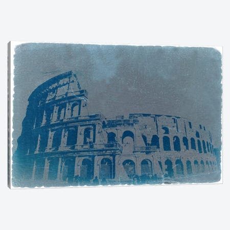 The Coliseum Canvas Print #NAX759} by Naxart Art Print