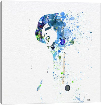 Liza Minnelli (Cabaret) I Canvas Art Print