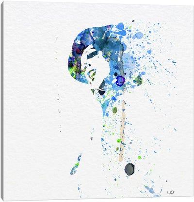 Liza Minnelli (Cabaret) I Canvas Art Print