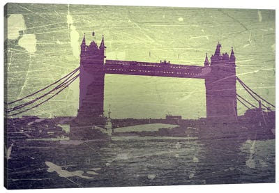 Tower Bridge London Canvas Print #NAX763