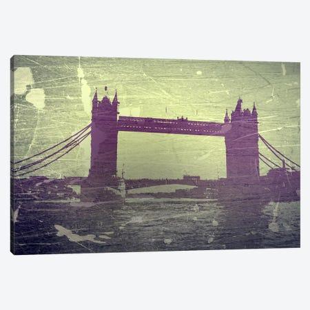 Tower Bridge London Canvas Print #NAX763} by Naxart Canvas Art